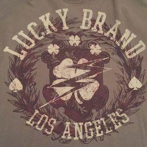 Lucky brand tee
